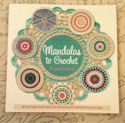 Book Review: Mandalas to Crochet by Haafner Linssen