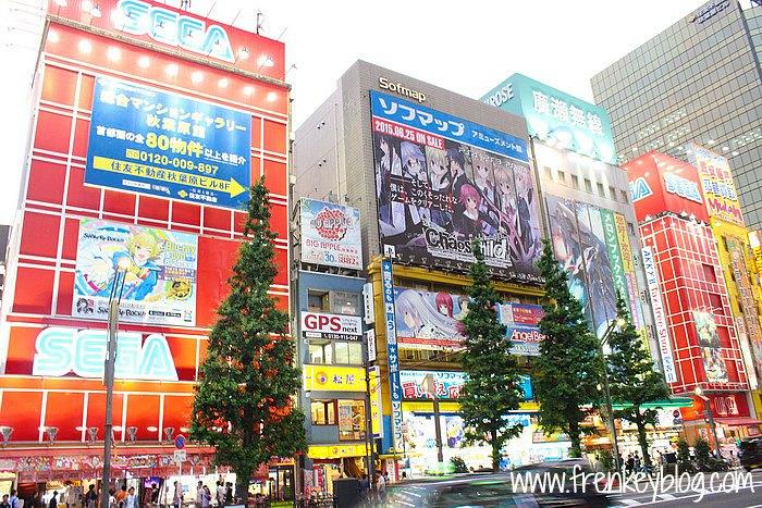 Sega Akihabara Tokyo