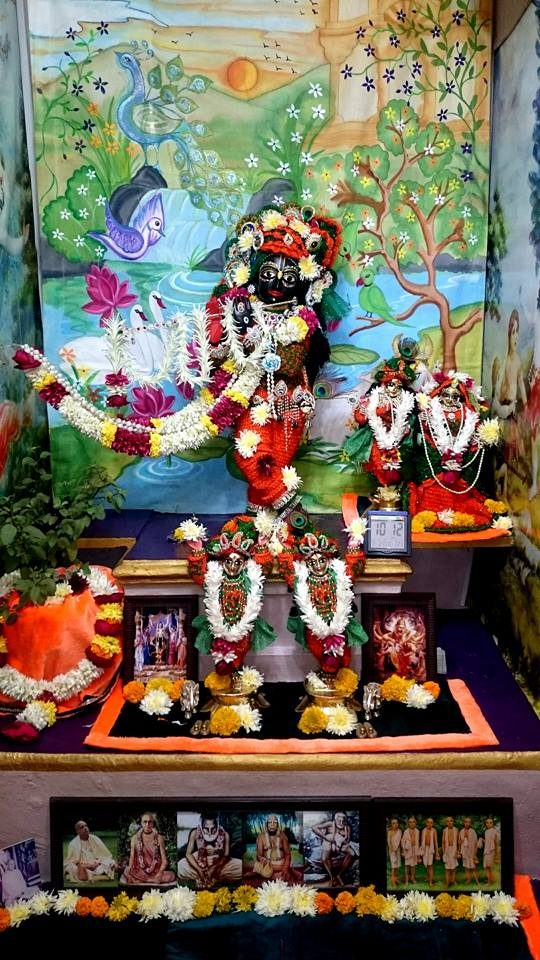 ISKCON Bhusawal Deity Darshan 23 Jan 2016 (11)