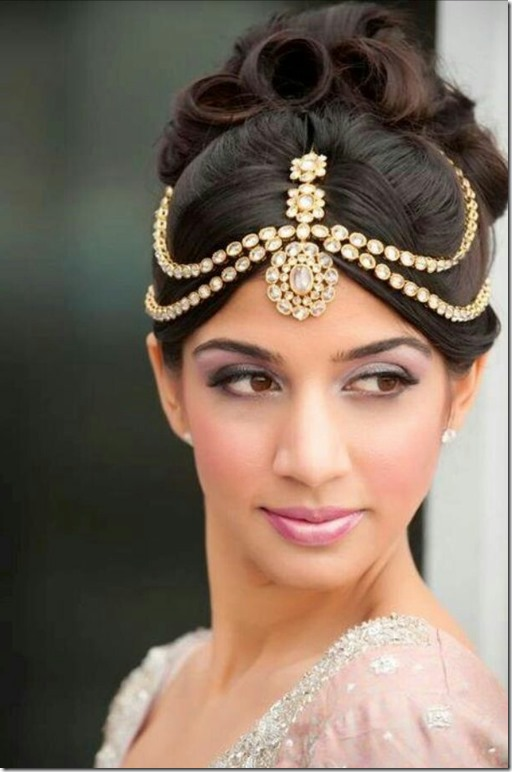Indian Wedding Hairstyles (36)