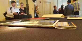 Tablet gahar body tipis Samsung  Galaxy Tab 10.5
