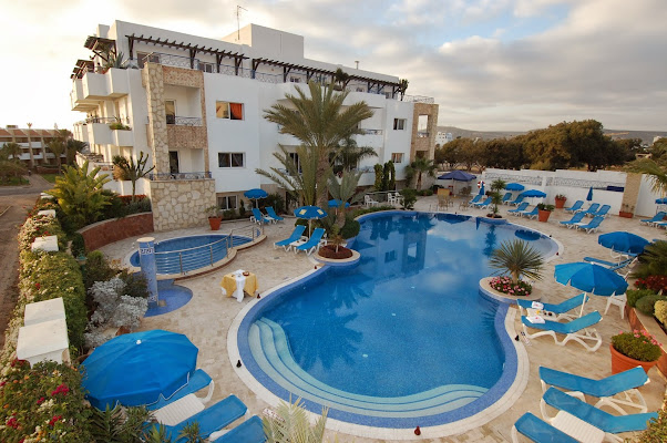 Golden Beach Appart'hotel, Agadir, Morocco