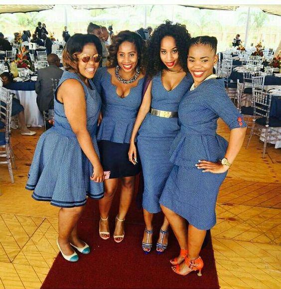Top Dresses Seshoeshoe Designs 2018 ⋆ Fashiong4