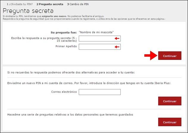 Abrir mi cuenta Iberia - 627