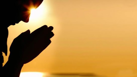Cầu nguyện là hơi thở của linh hồn