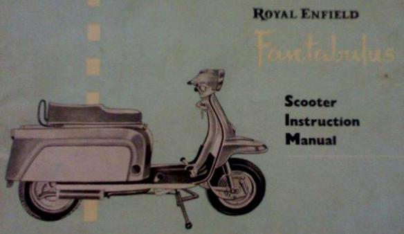 Royal Enfield India once also made Scooters & Mopeds  !! | Bike