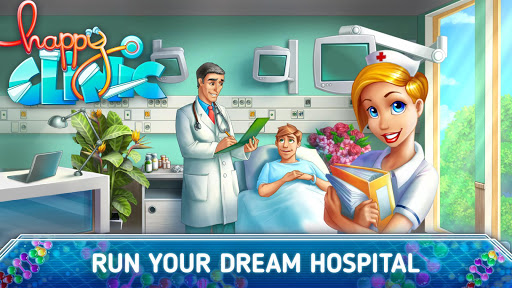 Code Triche Happy Clinic APK MOD screenshots 1