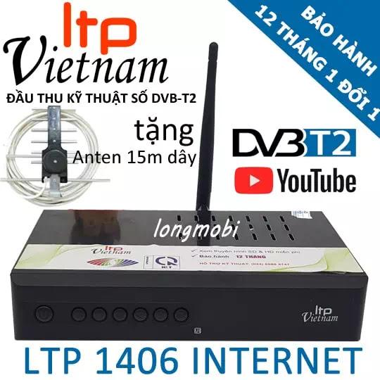 dau thu dvb t2 ltp 1406 internet