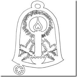 vytynanki campanas de navidad (1)