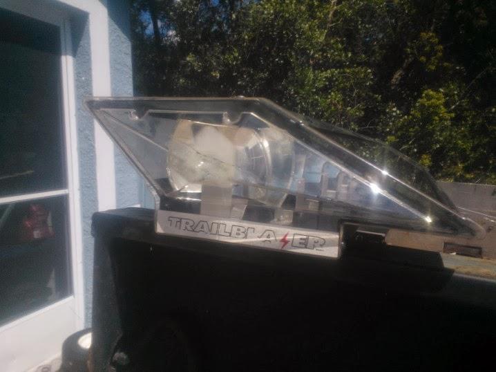 Trailblazer light bar 80's old school coolness - Pirate4x4.Com : 4x4 and Off-Road Forum