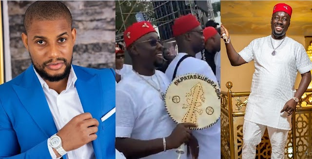 No Doubt Mumsy don win ghost of the year for Heaven – Alexx Ekubo Assures Obi Cubana (Video)