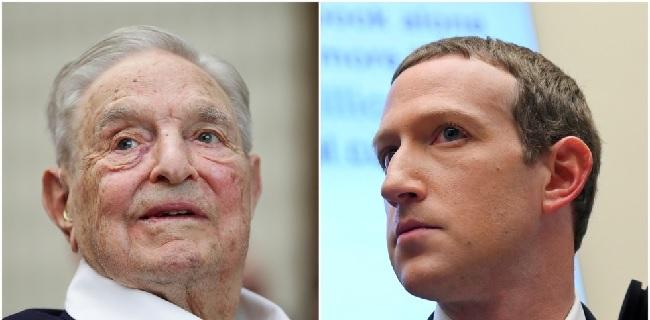 George Soros: Mark Zuckerberg Harus Lengser Dari Jabatan CEO Facebook