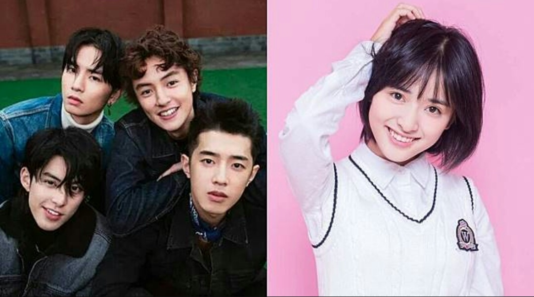 Good F4 Casts New Members And Remake Of Meteor Garden