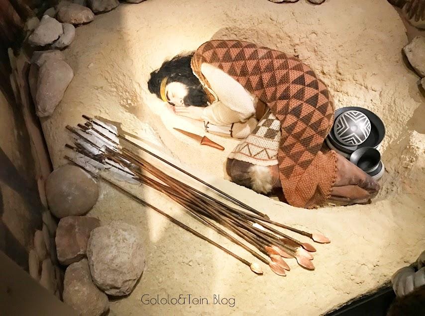 Rituales de enterramiento Museo arqueológico nacional