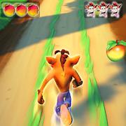 Subway Crash Runner 3D : Nsane Trigoly Game