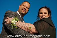 Bruidsreportage (Trouwfotograaf) - Foto van bruidspaar - 198