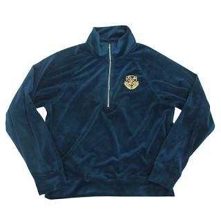 Kith Velour Half-Zip Pullover