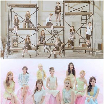 Girls Generation - All My Love Is For You Lyrics