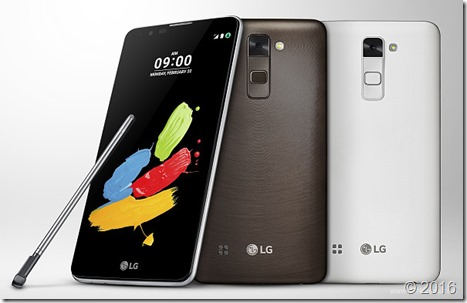 Harga Spesifikasi LG Stylus 2