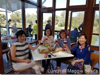 Lunch at Maggie Beer's Farmhouse
