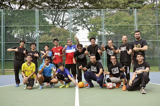 Surau An-Nur Futsal 14-Dec-2014