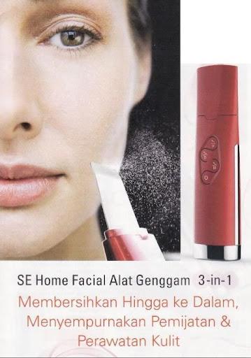 SE Home Facial: Membersihkan hingga ke dalam, menyempurnakan pemijatan dan perawatan kulit wajah