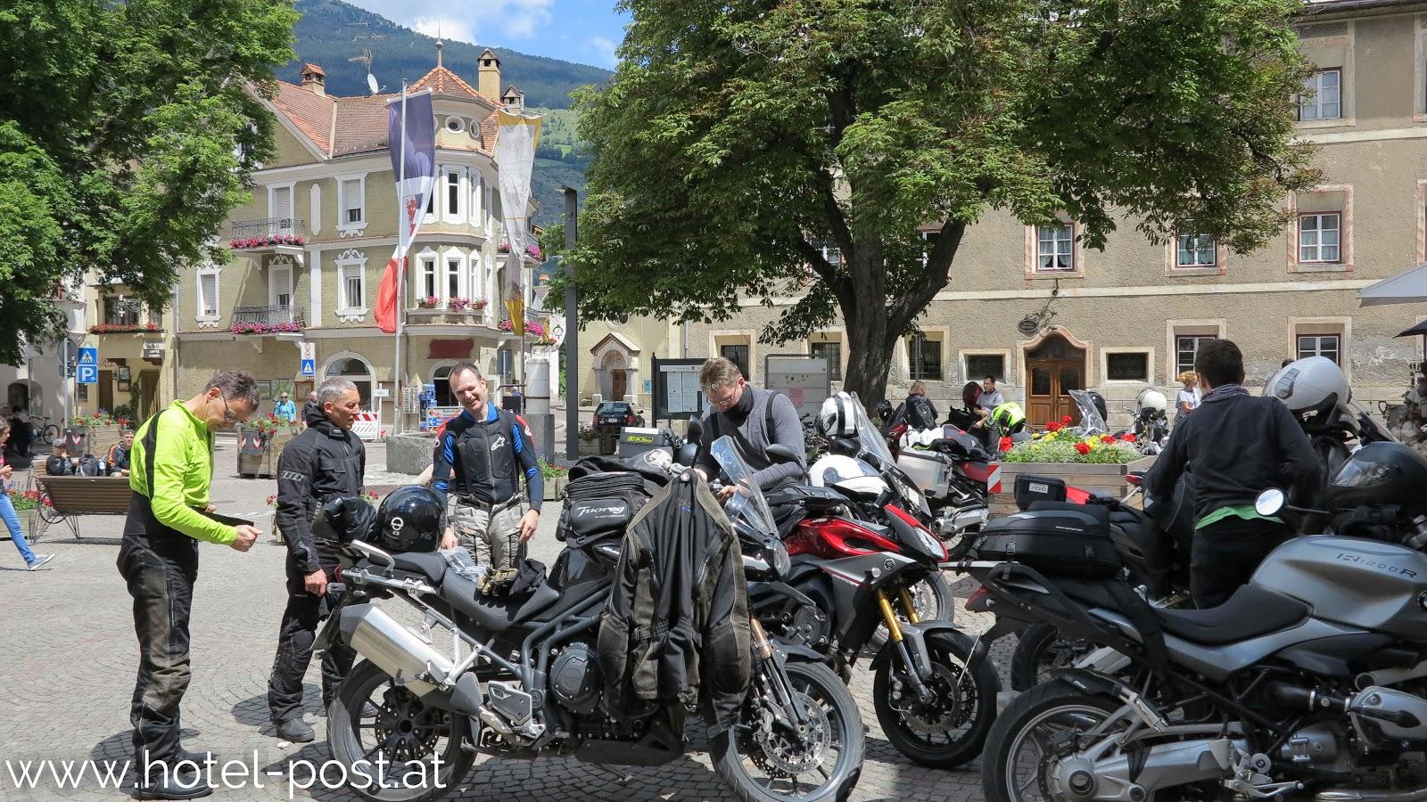 Motorrad - 15.07.2016 postWirt´s geführte Morradtour