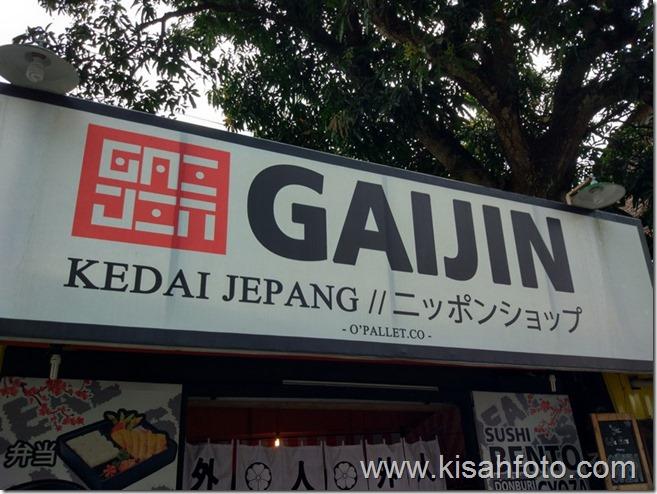 Menikmati Masakan Jepang di Kedai Gaijin Boyolali