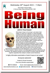 Being Human 26th August 2015