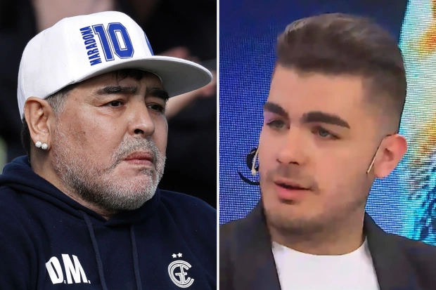 Diego Maradona's 'Illegitimate Son' Demands Body Be Exhumed For DNA Tests