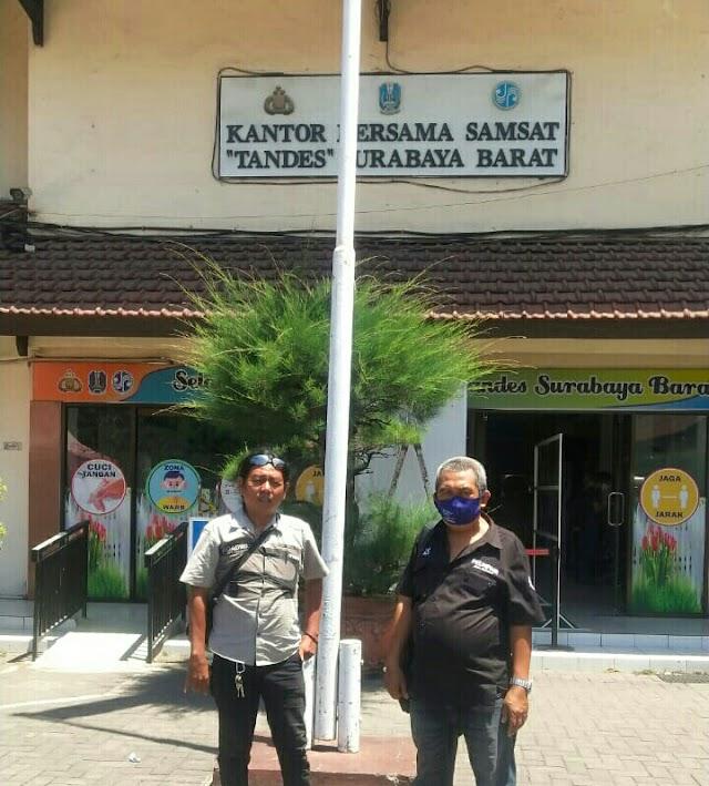 SAMSAT SURABAYA BARAT, BUKA TARIF DILUAR PNPB BERFARIASI