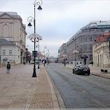 Flaniermeile Krakowskie Przedmieście
