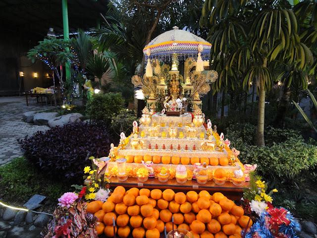 Mandala Jambala Kuning