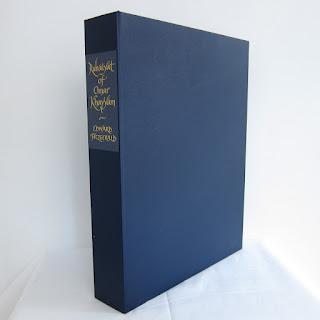 Rubaiyat of Omar Khayyam Limited Edition