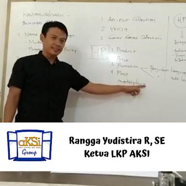 CEO Sekolah AKSI (PKBM dan LKP)