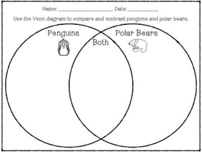 Little Owl's Teacher Treats: Back to First Grade: Penguins