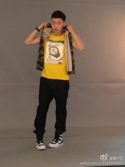 Qu Shaoshi China Actor