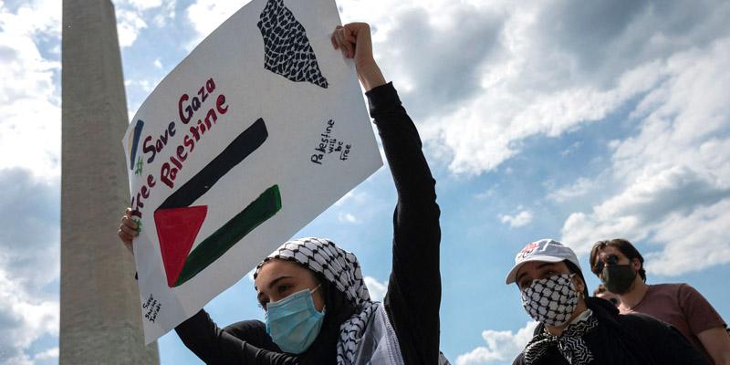 Darah Di Palestina
