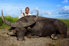 Dr Vittorio Antonacci USA took this big buffalo bull in April
