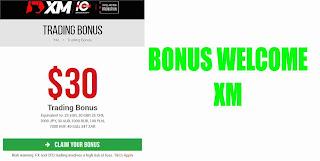 Forex No Deposit Bonus XM $30