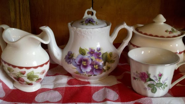 SCENTED TEAS: Chai, Earl Grey, Jasmine, and Lapsang Souchong are examples of black or...