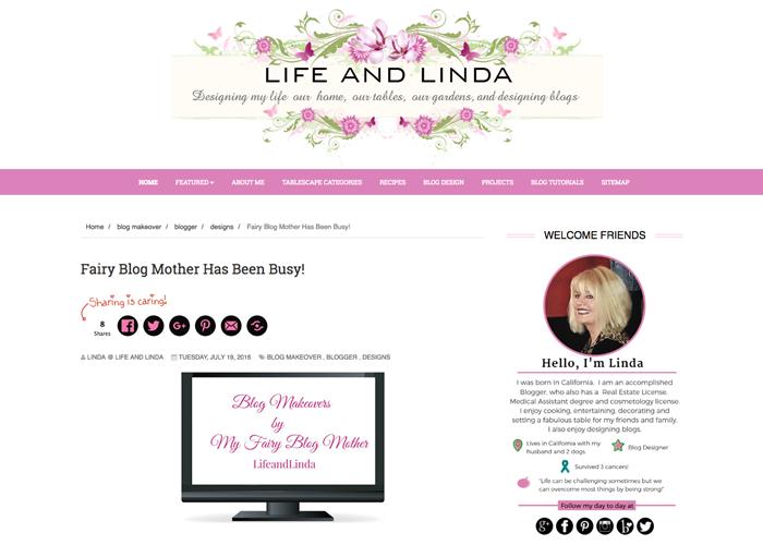 Life & Linda