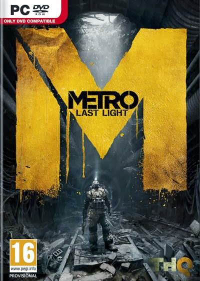 Cover Of Metro: Last Light LE (2013) Full Latest Version PC Game Free Download Resumable Links at Alldownloads4u.Com