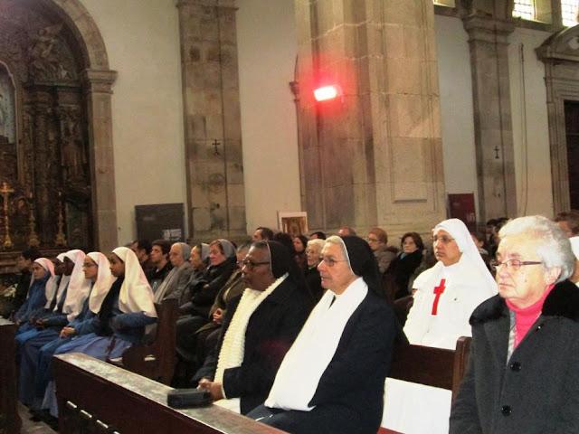 Bispo de Lamego enumerou «desafios» para os consagrados da diocese