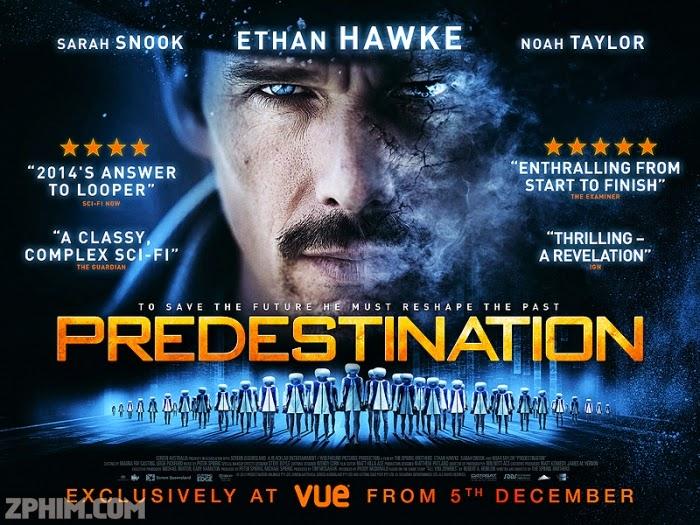 Ảnh trong phim Định Mệnh - Predestination 1