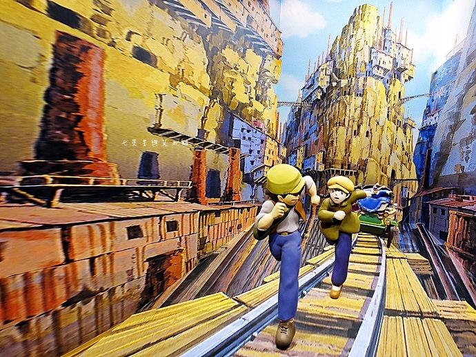 22 吉卜力的動畫世界特展