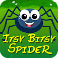 Itsy Bitsy Spider - Kids Nursery Rhymes and Songs