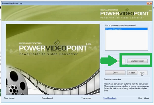 start-conversion-powervideopoint