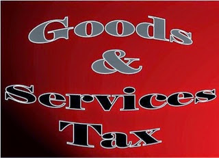 Ohh Good & Services Tax Rupanya
