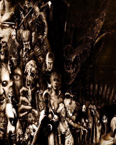 Horror Wall, Evil Creatures 2